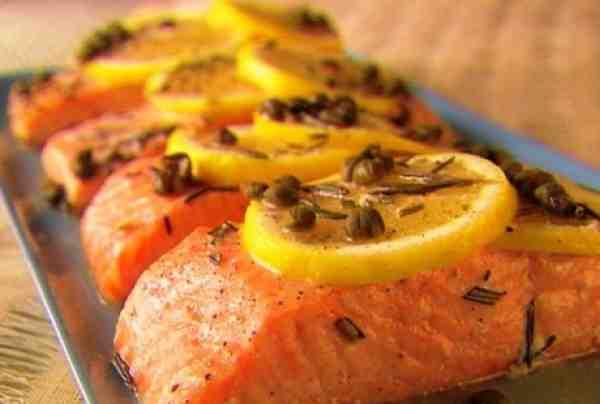 рыба семга рецепты с фото