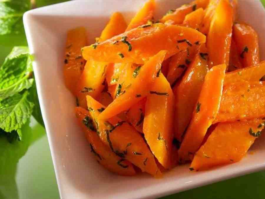 Рецепты вареной моркови фото